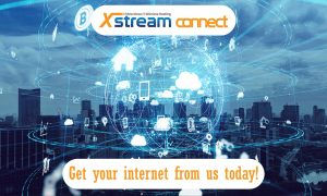 Xstream Connect offers a variety of Internet Connectivity Solutions…